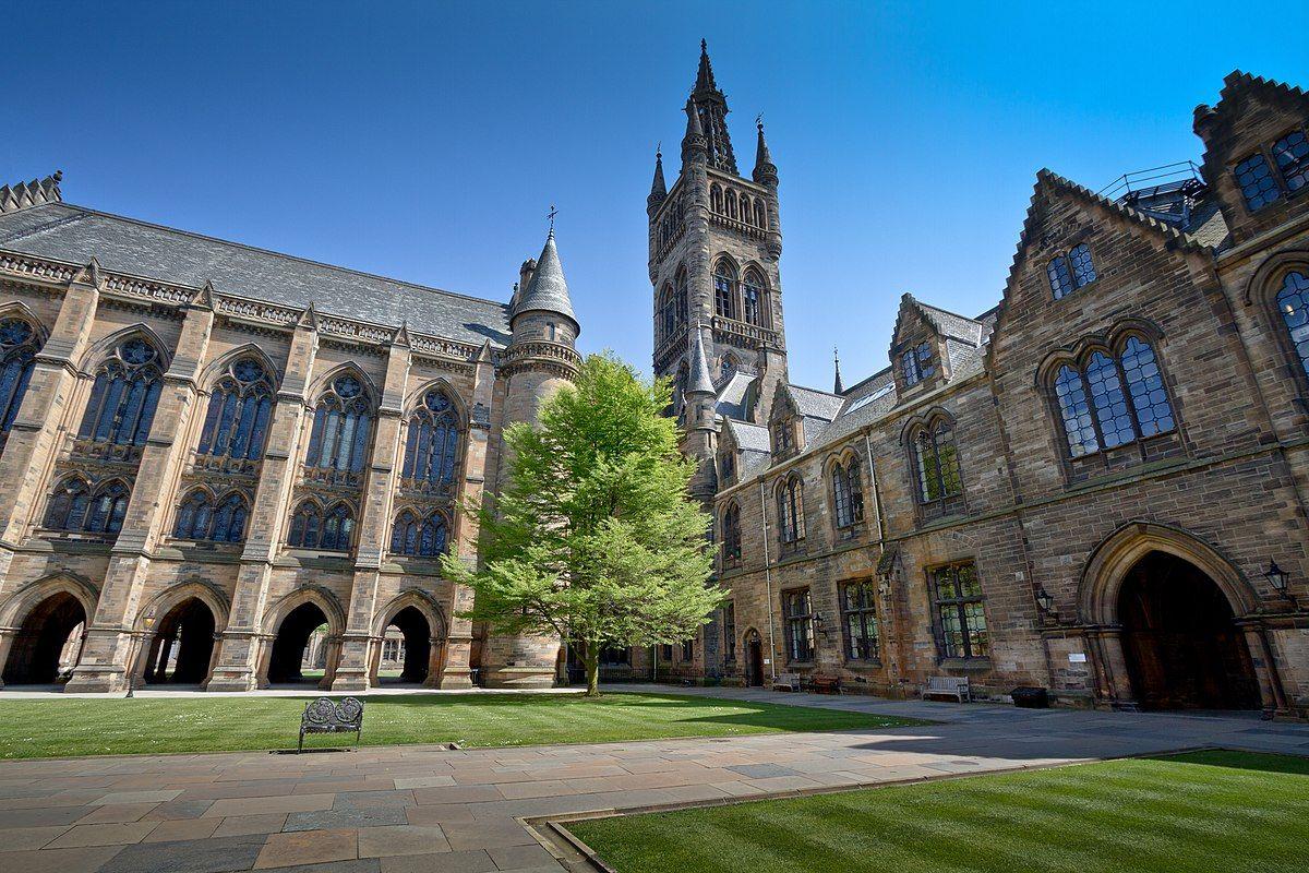 University of Glasgow (Outlandish Scotland Journey Site