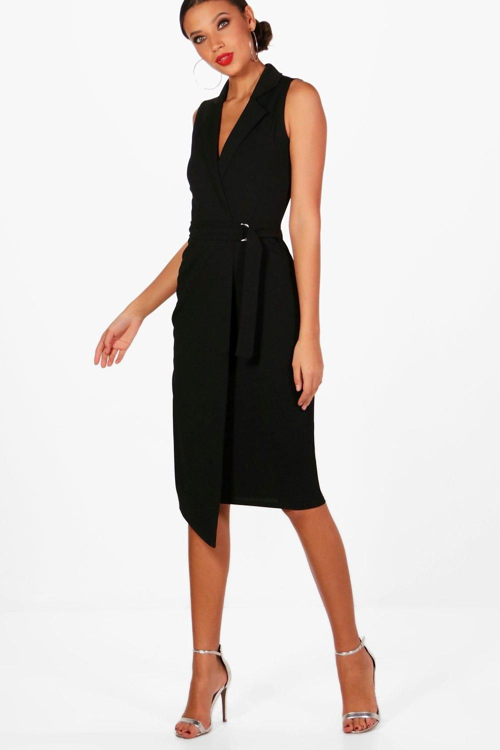 ffec224e2d8f Click here to find out about the Tall Sleeveless Blazer Dress from Boohoo,  part of our latest Tall Clothing collection ready to shop online today!