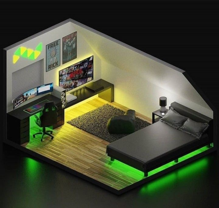 Fun group games for kids and adults are a great way to bring. Pin on video game room ideas
