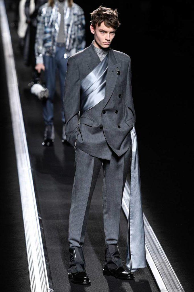 Moda Masculina: Tendência para o inverno 2019. Confira