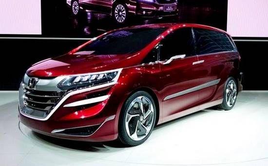 2017 Honda Odyssey Release Date Rumors
