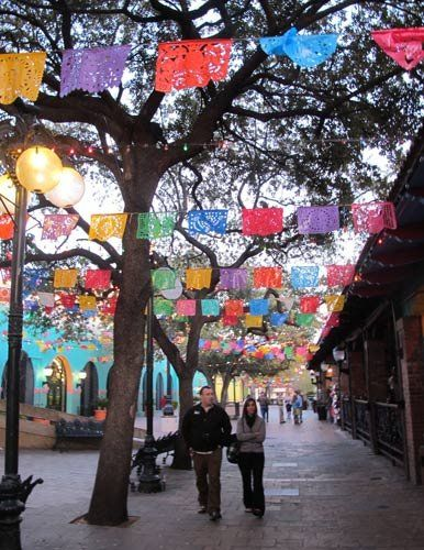 Mercado Mexican Banners Papel Picado Pinterest Papel