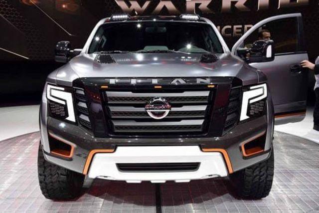 Nissan Titan Trucks 2020