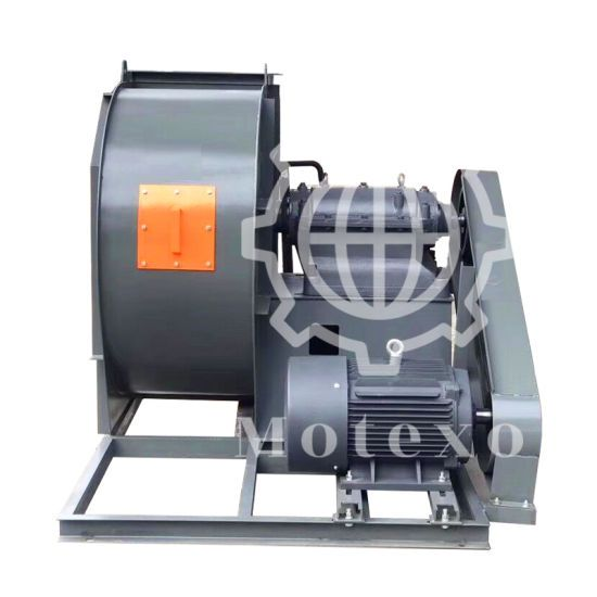 Manufacturer Wholesale Centrifugal Fan High Pressure (With