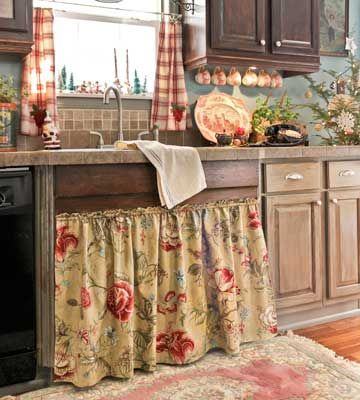 Heirloom Kitchen Has Vintage Charm | Country Kitchen | Kitchen Design Ideas  U2014 Country Woman Magazine