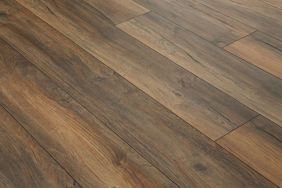 Series Woods 12mm Harbour Oak Laminate Flooring Oak