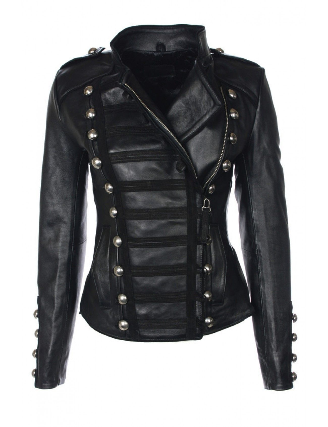 Military Leather jackets and Leather on Pinterest