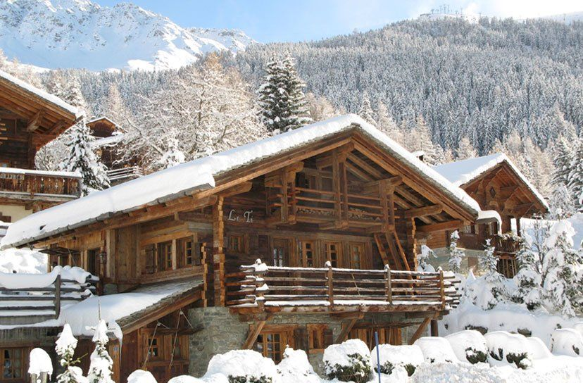 Chalet le ti luxury chalets in verbier ski chalet chalet