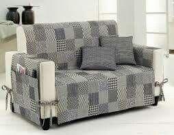 Copridivano Rustico ~ Excelente! home improvement pinterest copri divano divano e