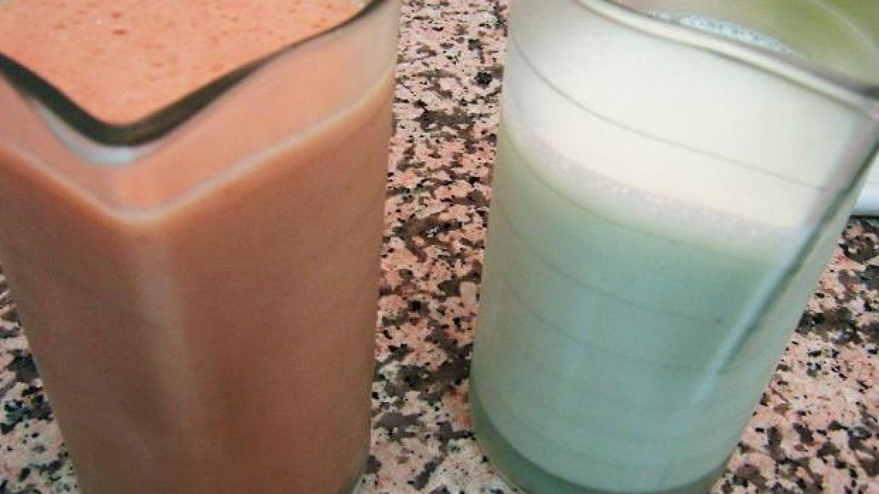 طريقة عصير عوار قلب Juice Milk Glass Of Milk