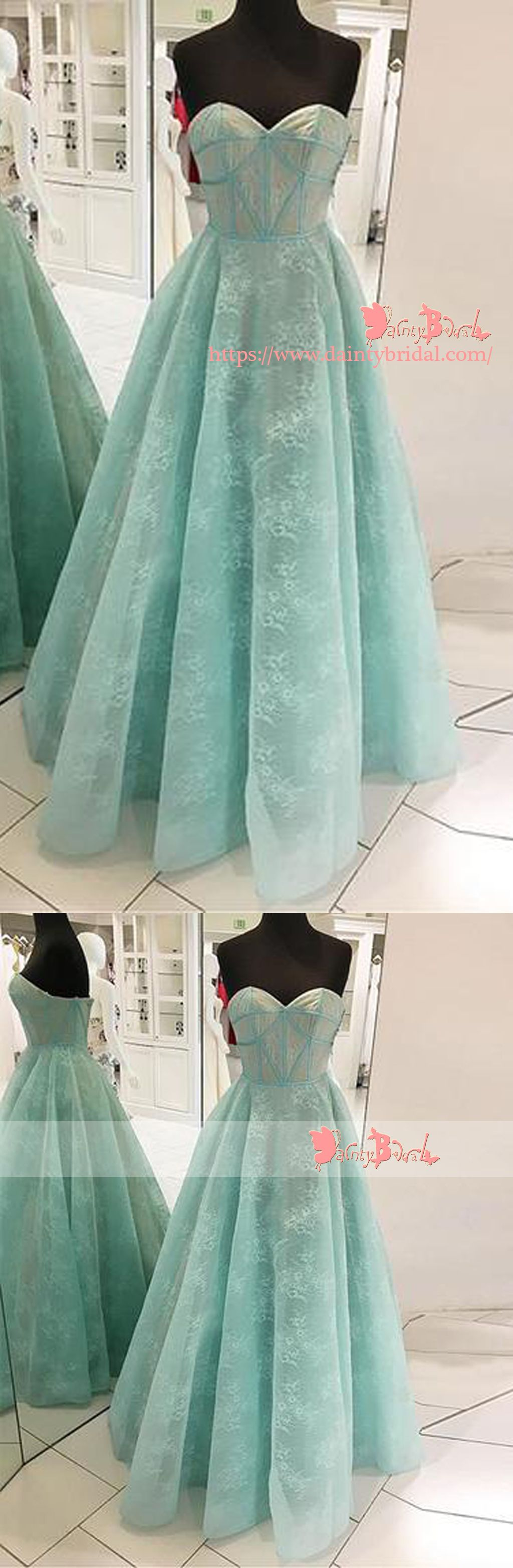 Fashion tiffany blue lace sweetheart strapless ball gown elegant