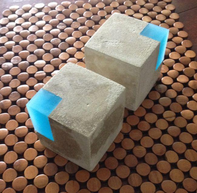 Harz/Resin und Beton   Cimento   Pinterest   Concrete, Resin and ...