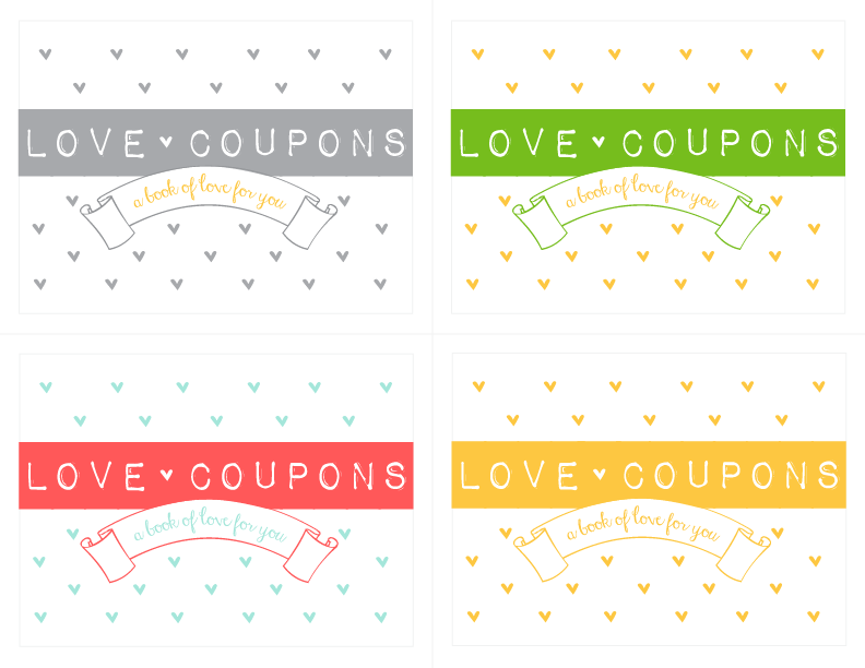 love coupons for him template - free love coupon download to make the cutest love coupon