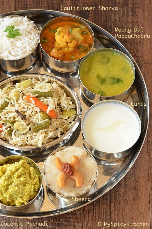 Simple telugu bhojanam telugu thali from telangana south simple telugu bhojanam telugu thali from telangana indian saucesindian dishessouth indian forumfinder Images