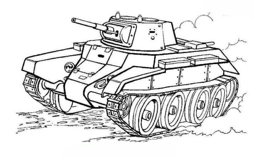 Ausmalbilder Militar Panzer Ausmalbilder Malvorlagen Ausmalen