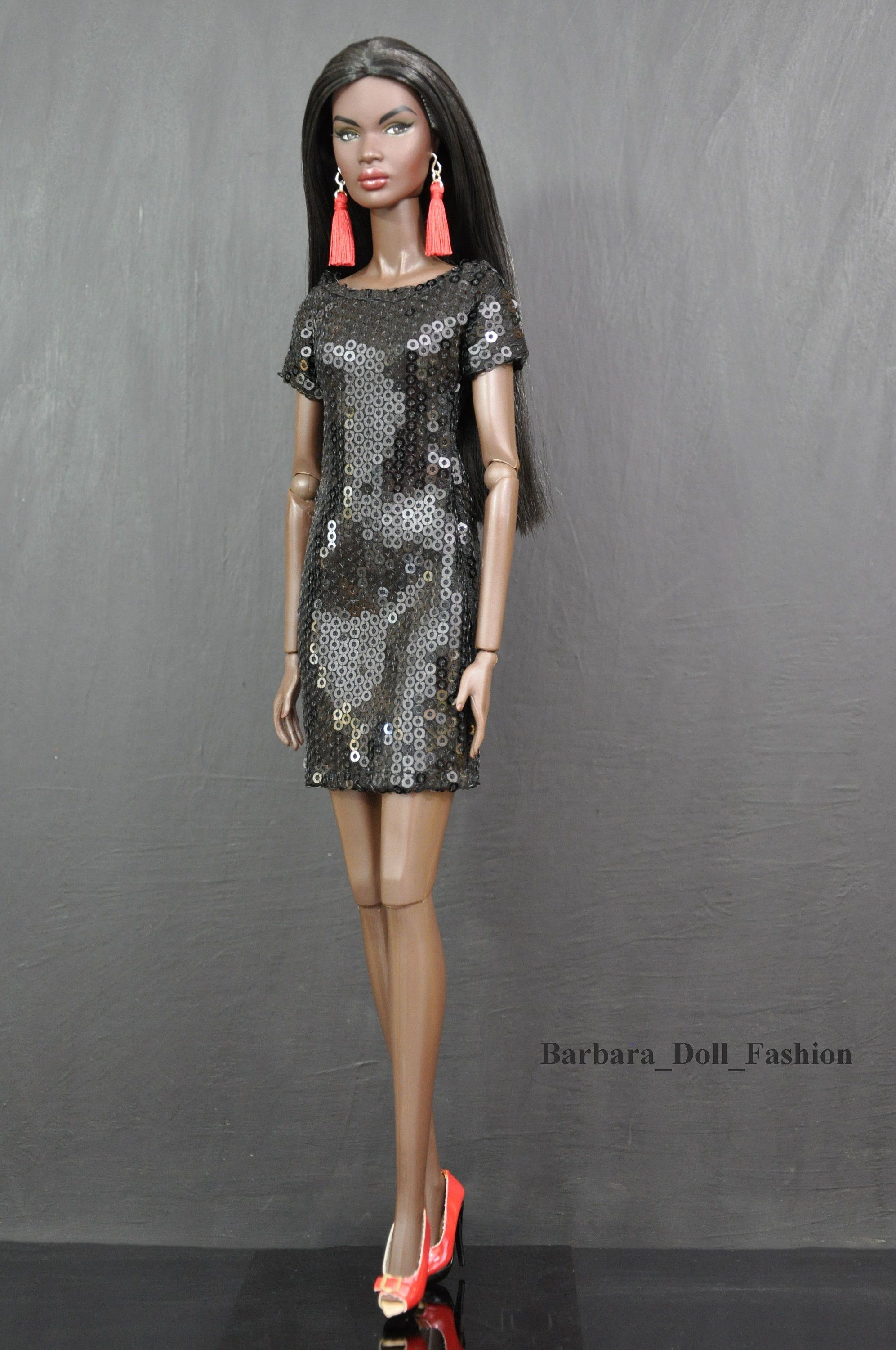 Fashion Royalty NU.Face Shoes for Fashion Royalty integrity toys