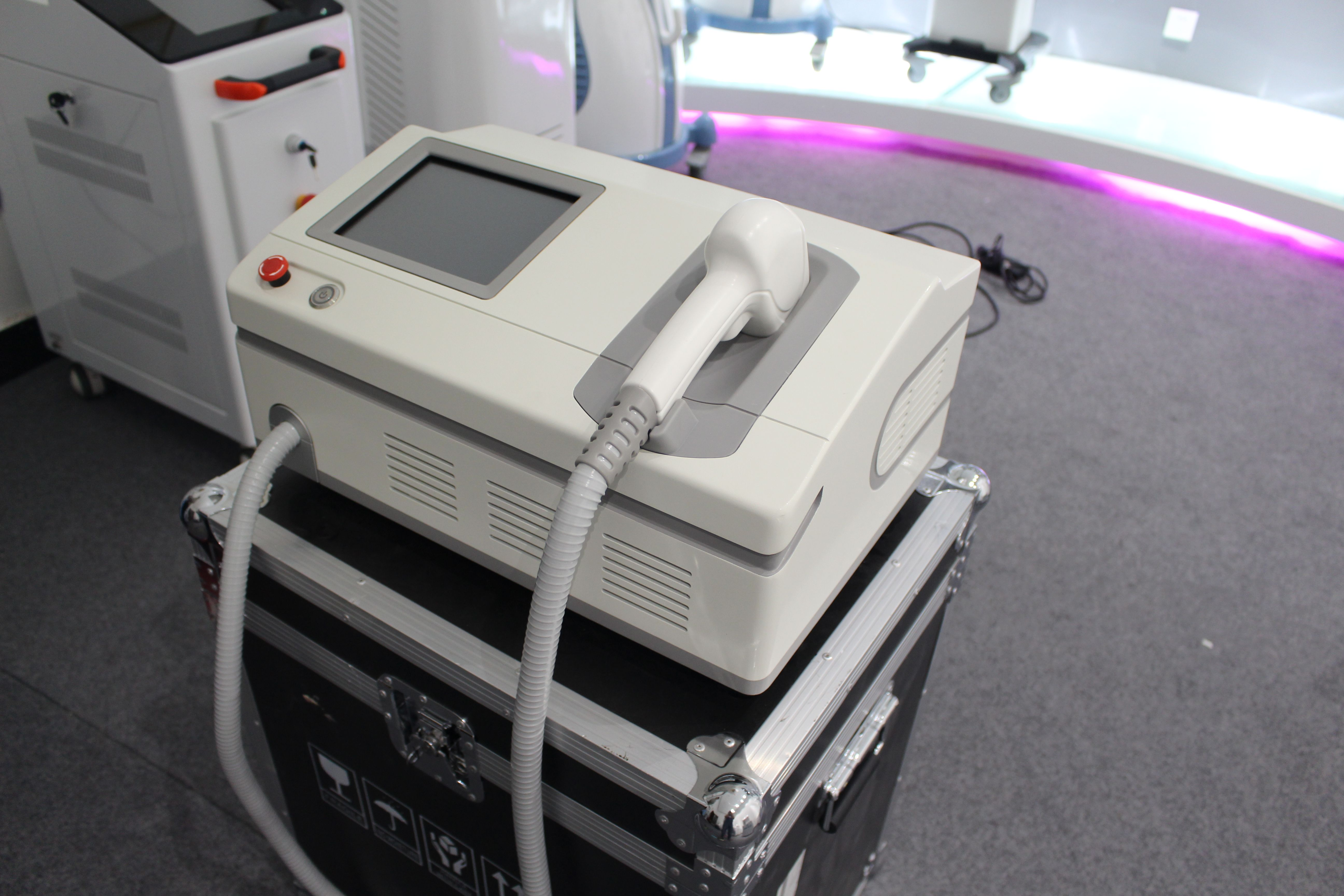Do you love a portable machine for laser hair removal permanent