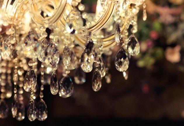 lustres de cristais pequenos - antiguidades - Pesquisa Google