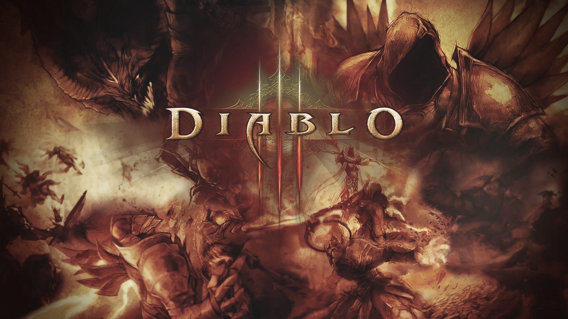 Diablo 3 Reaper Of Souls Game Wallpaper 3449 Frenzia Com Widescreen Wallpaper Fantasy Pictures Overwatch Wallpapers