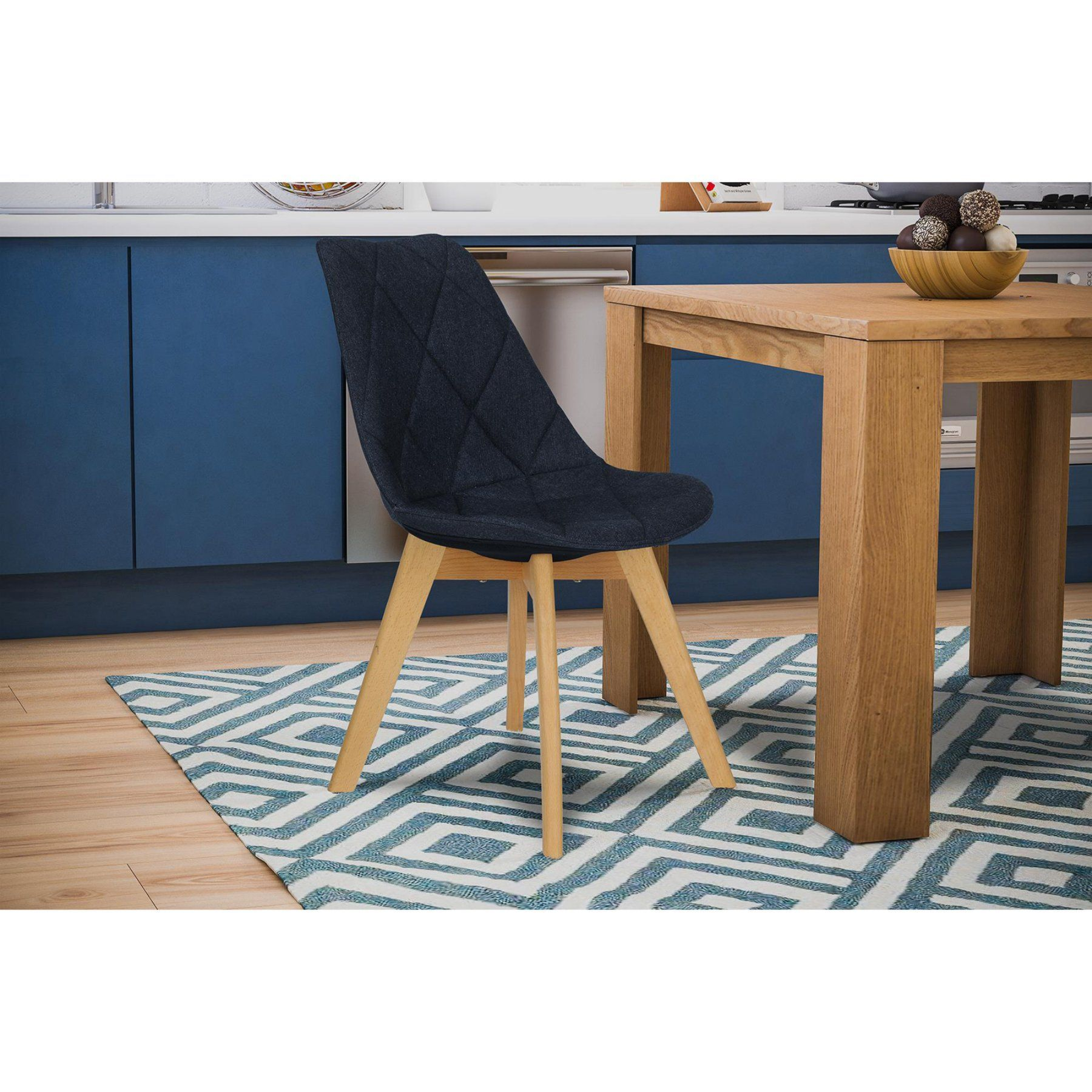 Dhp Brisbane Dining Side Chair In 2019 Products Dining Chairs