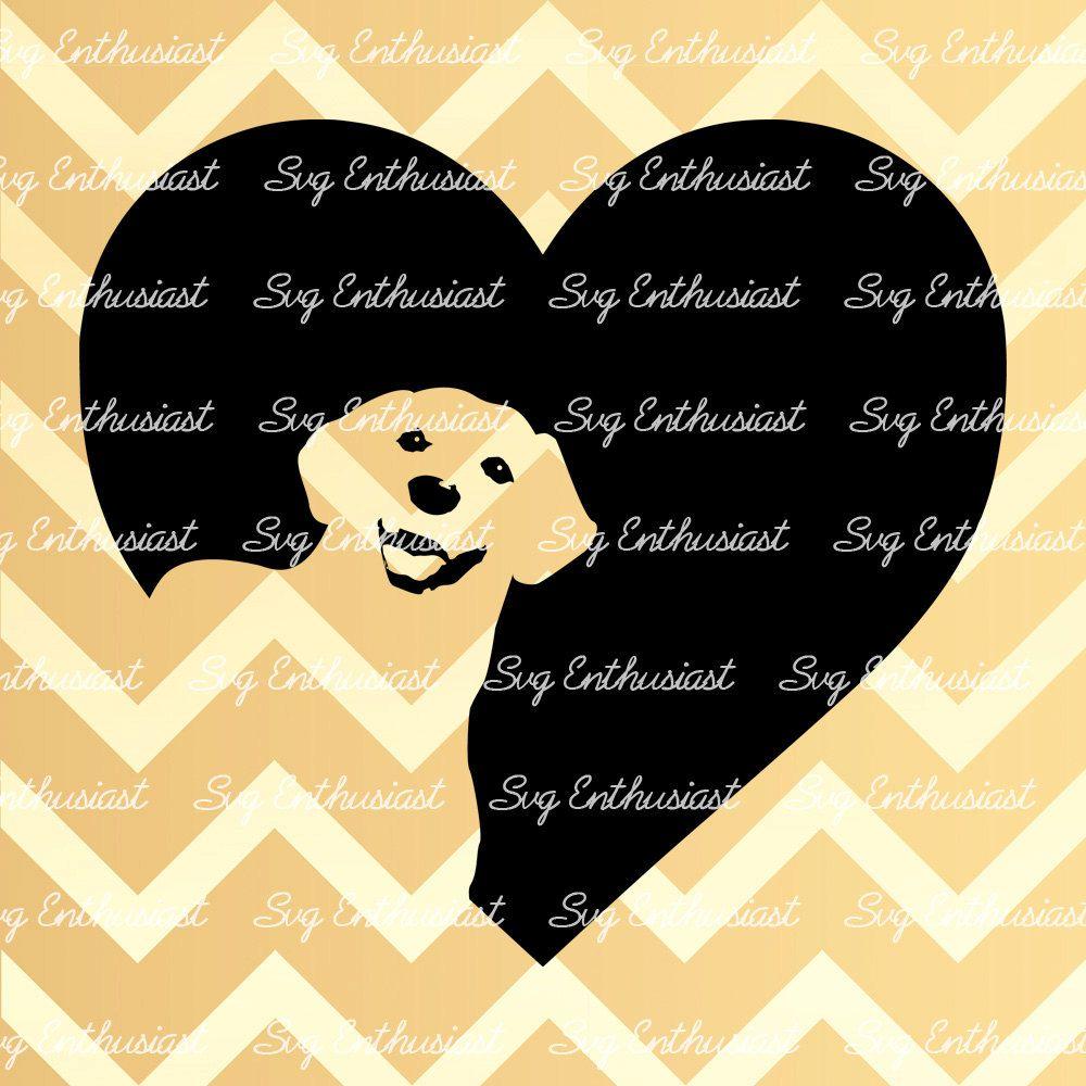 Dog Heart SVG, dog love Svg, Dog Svg, Puppy Svg, SVG cutting file ...