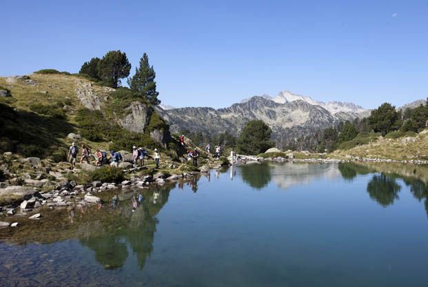 Le Neouvielle Une Reserve Sous Tension Hautes Pyrenees Pays Cathare Idee Sortie Famille