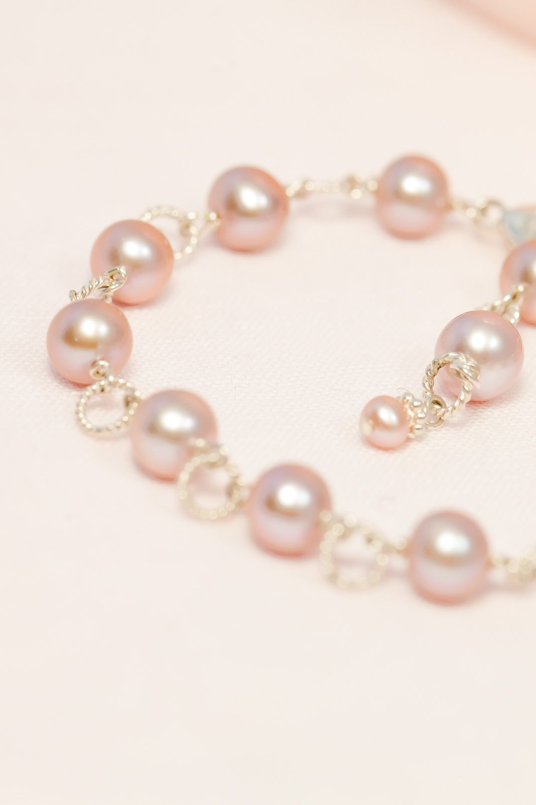 pearls asp p girls real with card christening jewels bracelet choice and