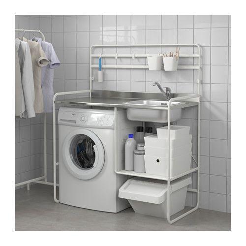 SUNNERSTA Minicucina in 2019 | Kitchen | Ikea laundry ...