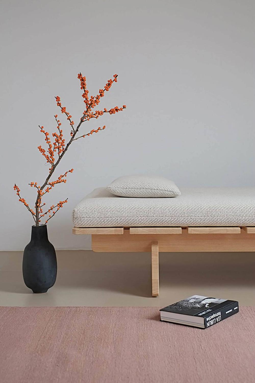 Johannes Fuchs' Elegant Design Is Perfect For Daytime Naps Or Overnight Visitors