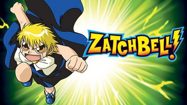 'Zatch Bell' Anime Begins Hulu Distribution Anime, Zatch