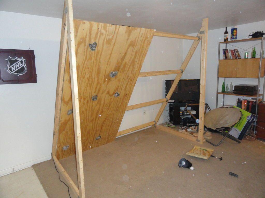 free standing indoor climbing wall Google Suche