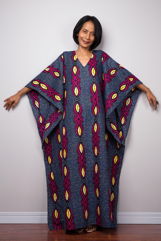 Ankara Kaftan African Print Kaftan Maxi Dress Loose Fit Holiday Resort Dress Women S Summer Cotton Dress In 2021 African Designers Clothing Cotton Dress Summer Kaftan Maxi Dress [ 3000 x 2000 Pixel ]
