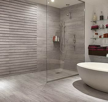 1000 images about espace bain douche on pinterest 50s bathroom minimal bathroom and search - Salle De Bain Carrelage Bois