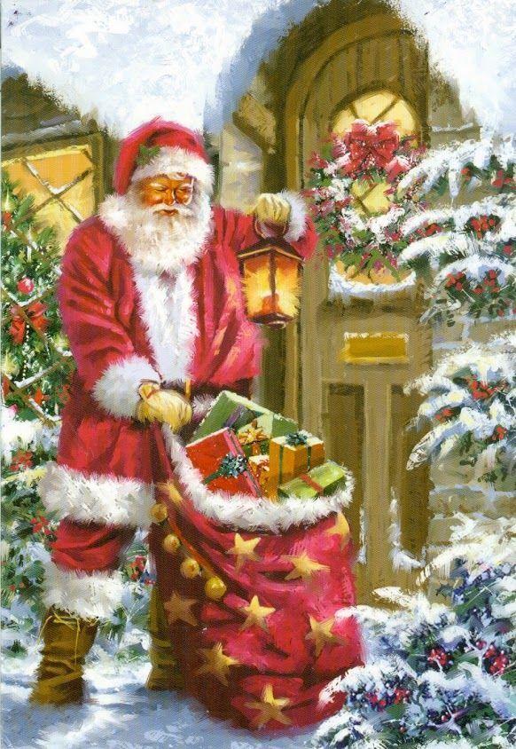 018 Richard Macneil - Santa