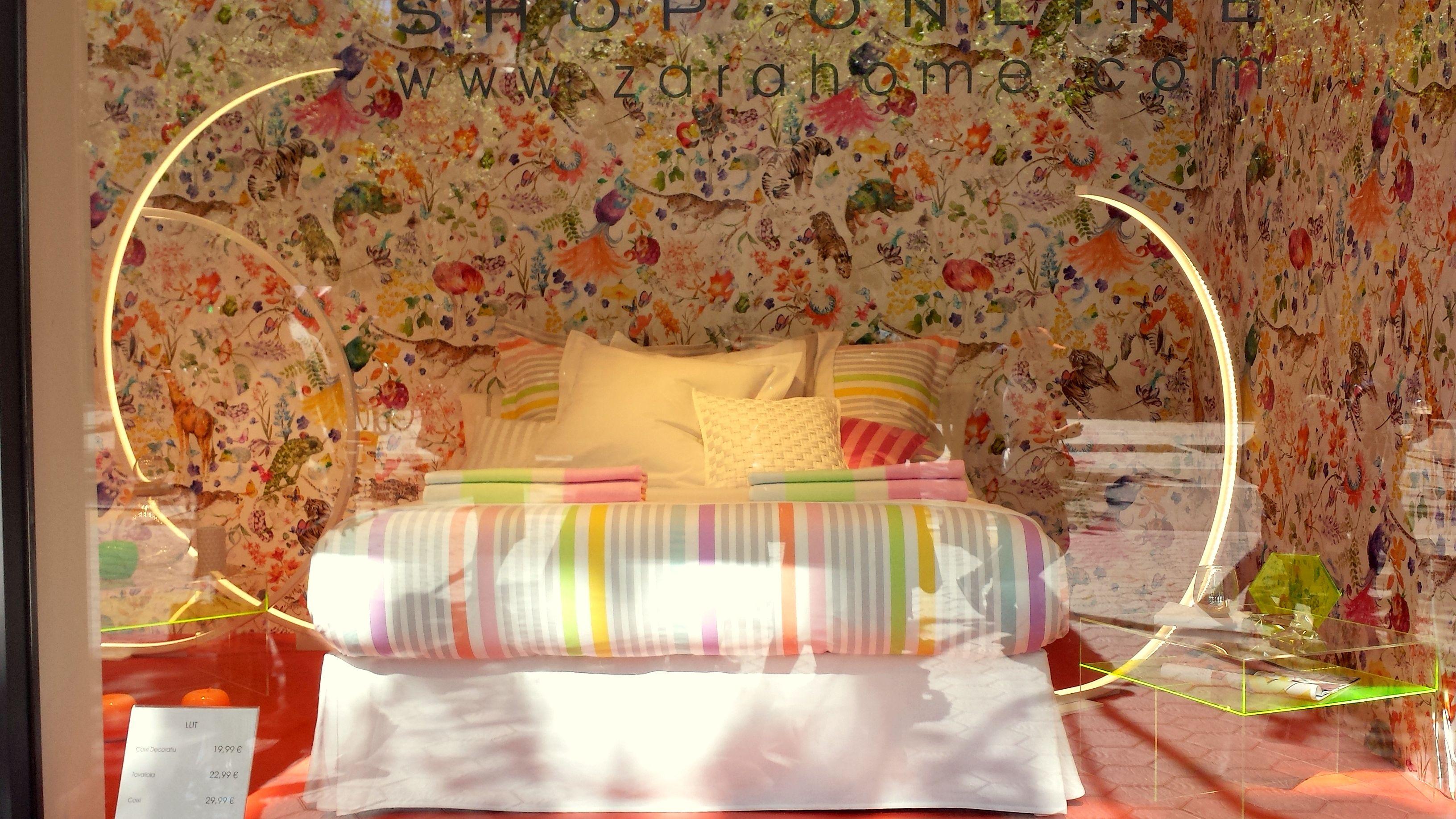 Zara home passeig de gr cia 30 productos textiles y for Tiendas de decoracion de hogar