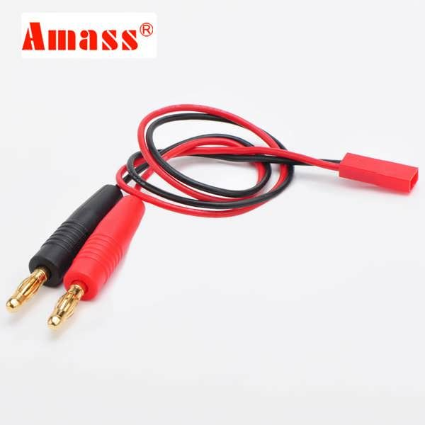AMASS JST Plug Connector 20AWG 30cm Charging Cable Wire Description ...