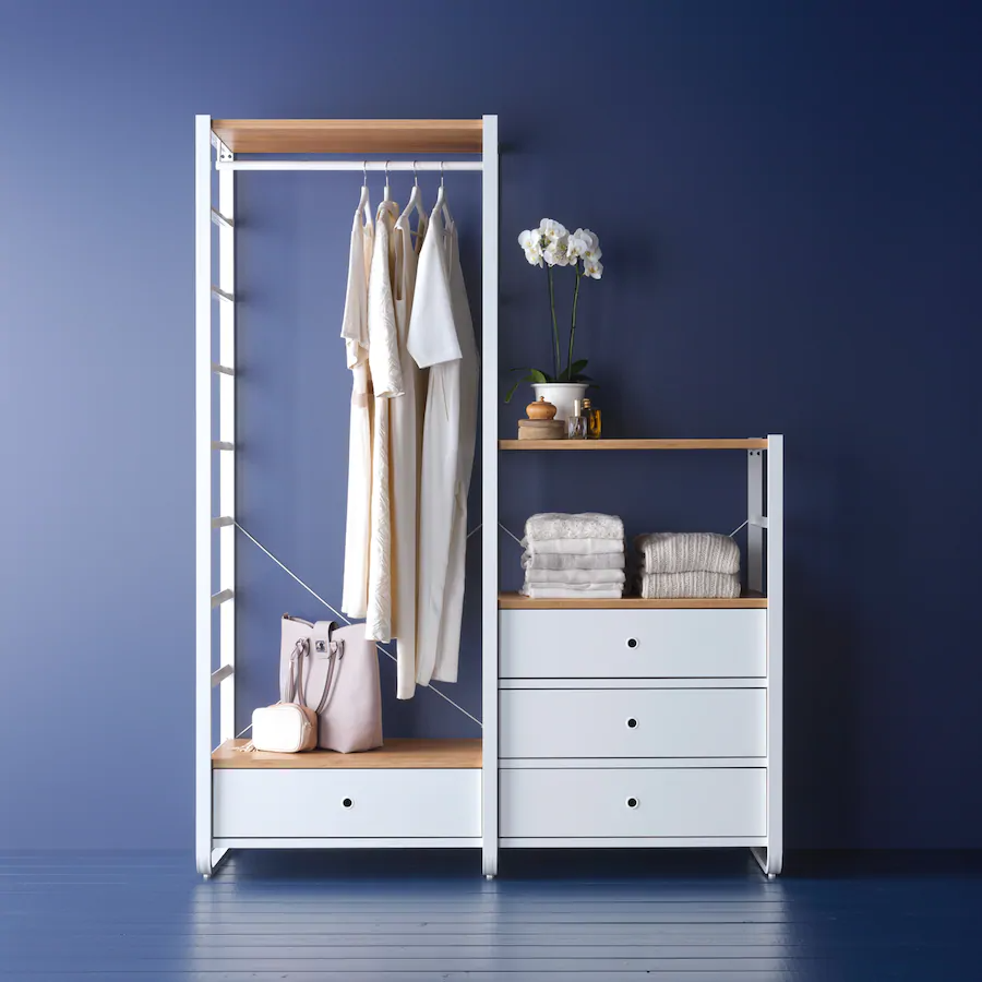 Armoire Closets and Wardrobes to Organize Your Bedroom