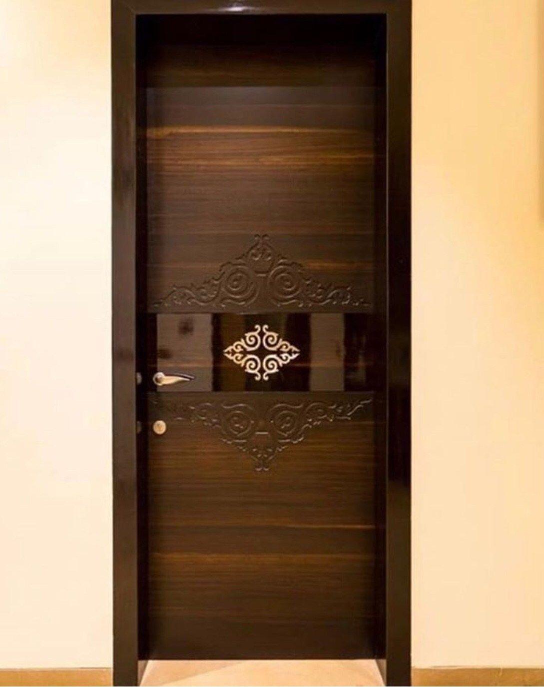 Modern Style Wood Modern Bathroom Door Design Trendecors