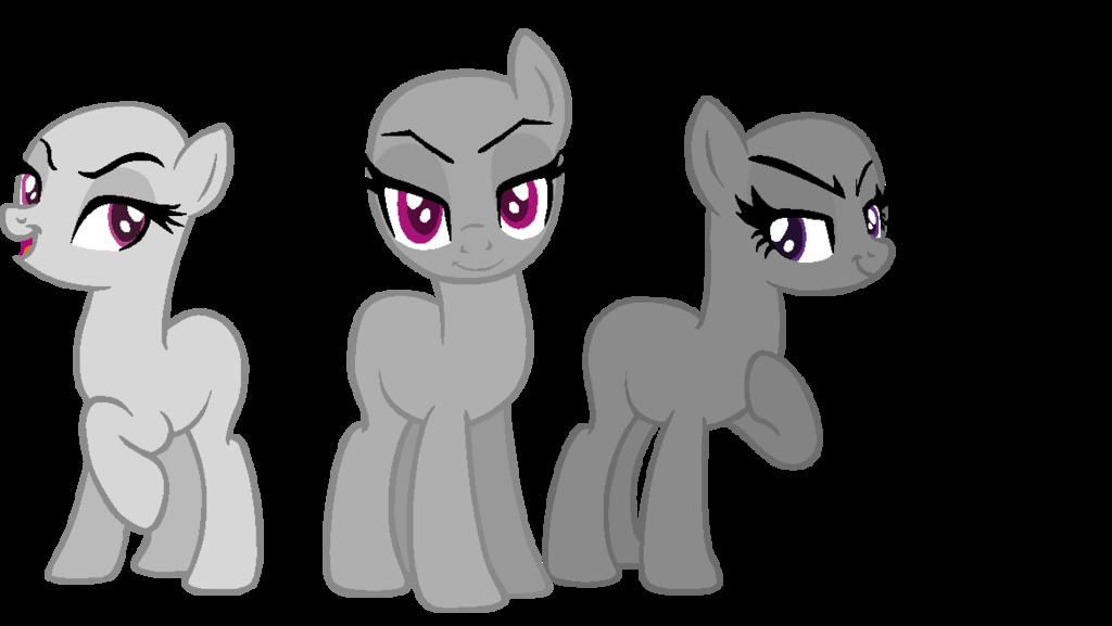 картинки пони аниматроников без гривы и хвоста