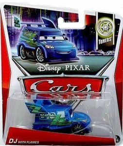 Dj Car From Cars Movie