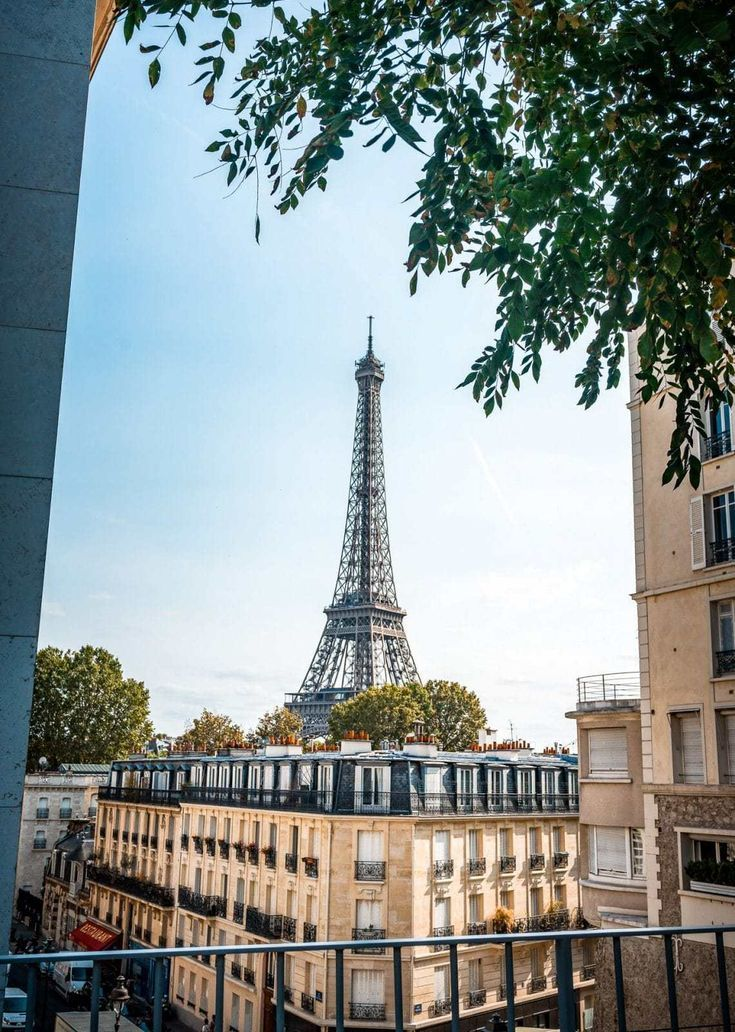 Best Hotels With An Eiffel Tower View From The Room Hotels