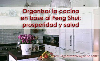 Feng shui organizar cocina feng shui pinterest feng - Feng shui casa nueva ...