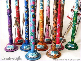 Polymer Clay Pens Extravaganza - Featuring other artists pens & a challenge for clayers too on @KatersAcres blog
