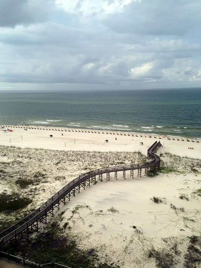 The Beach Club Resort, Ft. Morgan, Alabama