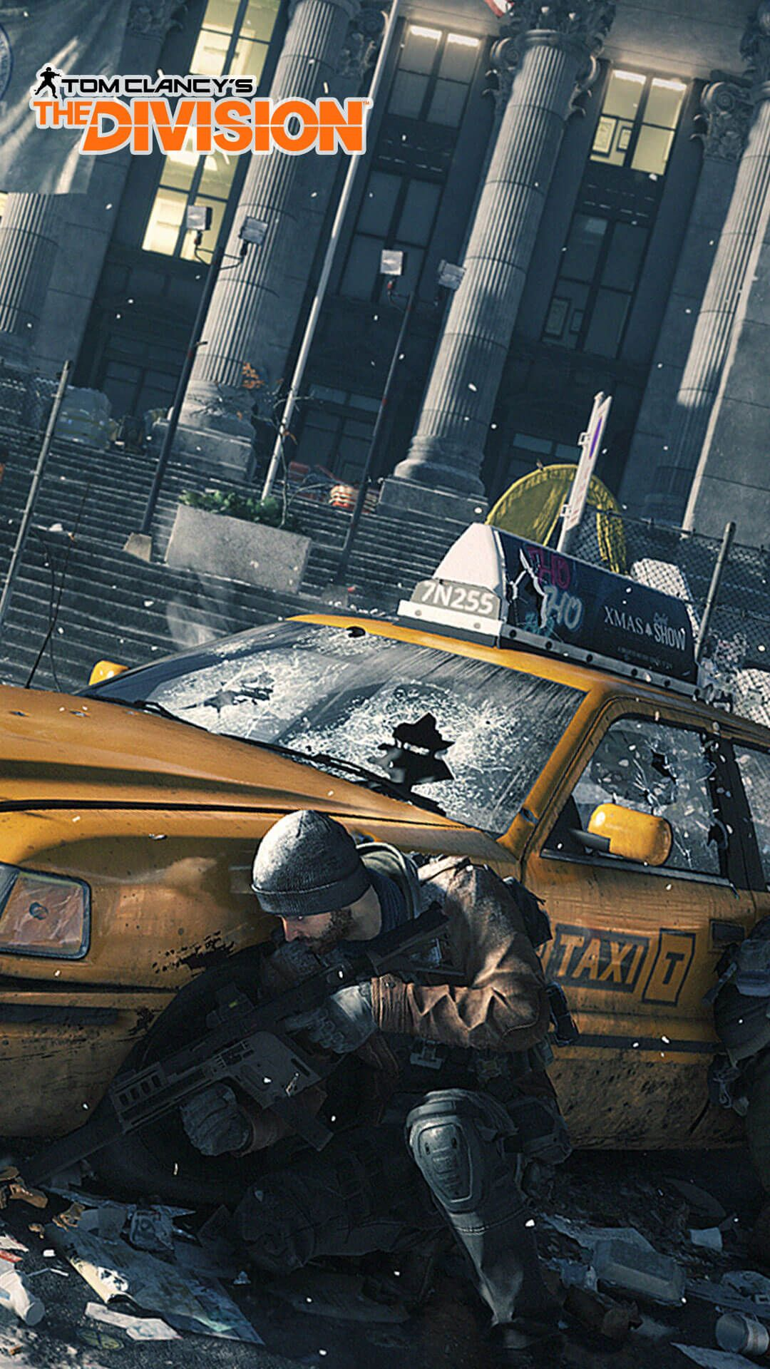 Tom Clancys The Division Iphone Wallpaper Hd Games Wallpaper For