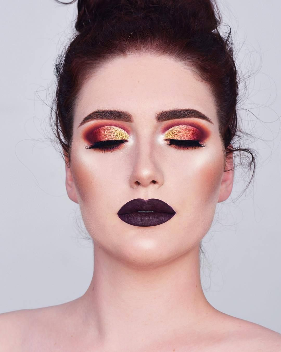"queenghold ""credit anneloesdebets "" Makeup, Melt"