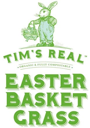 Tims real easter basket grass spring easter pinterest tims real easter basket grass negle Choice Image