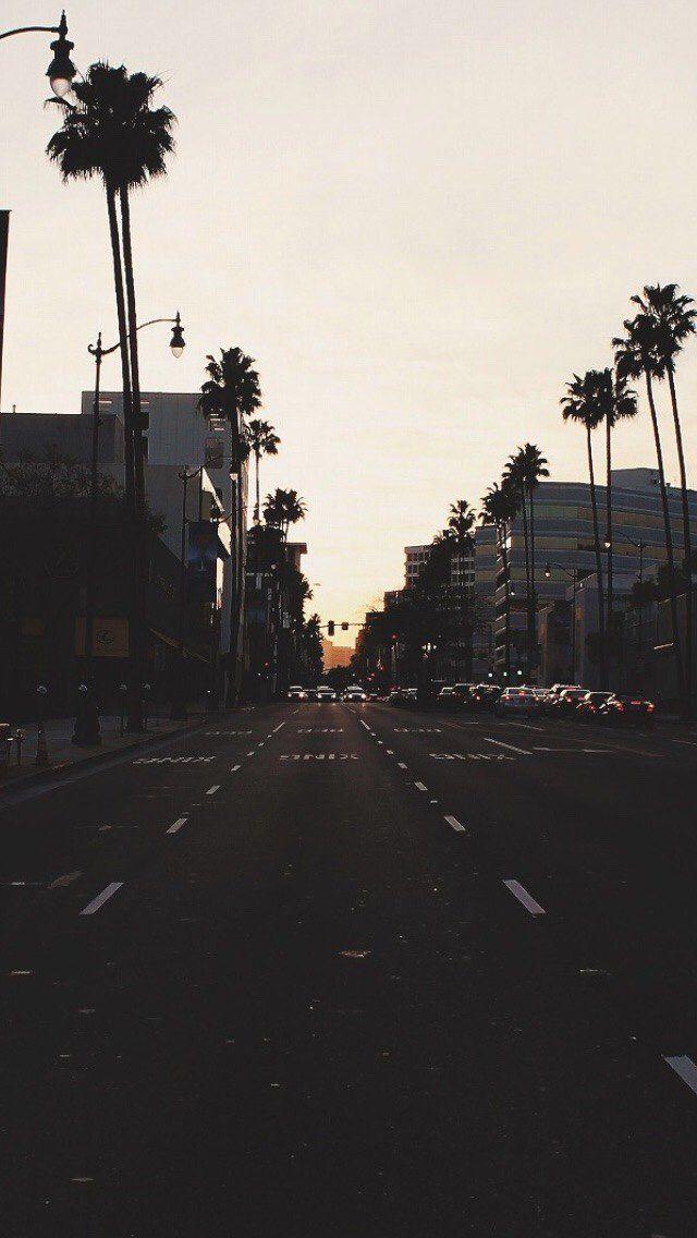 Pin Di Dany Davil Su Los Angeles City Iphone Wallpaper Screen