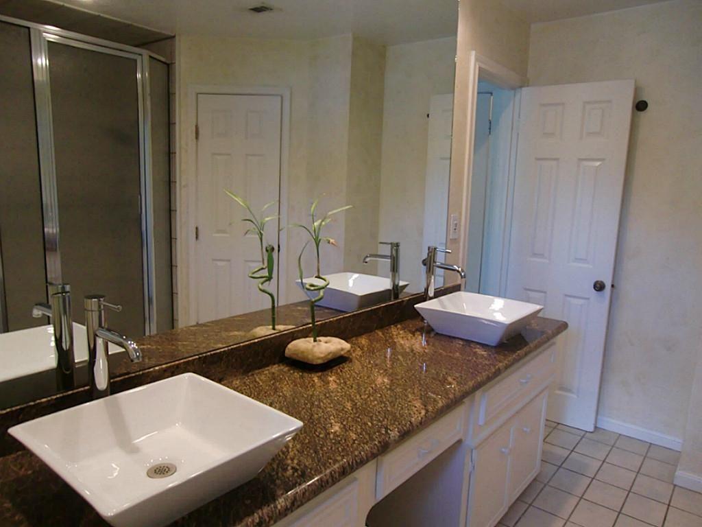 Vessel Sinks And Granite Countertops Google Search Bathroom Ideas Pinterest Granite