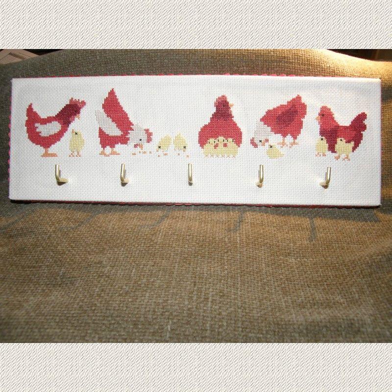 accroche torchons poulettes boutiques. Black Bedroom Furniture Sets. Home Design Ideas